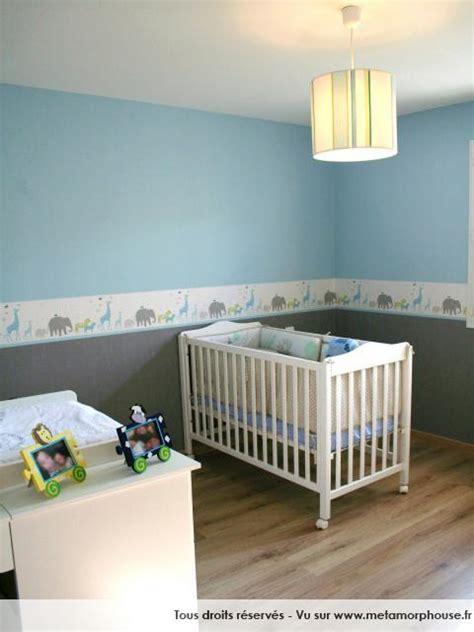chambre bébé garçon bleu et gris photos décoration de chambre bébé enfant garçon enfantin