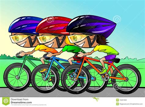 Cycle Clipart Cycle Race