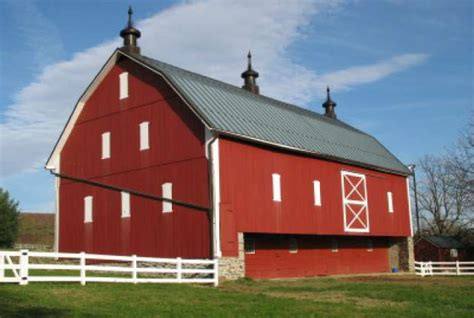 Why Are Barns Usually Red?