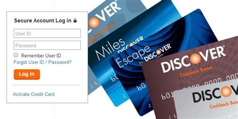Discover card login - Login Problems