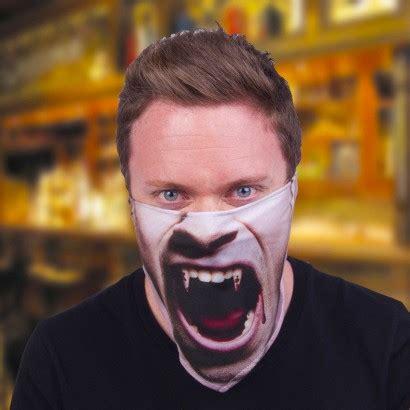 comedy face bandannas