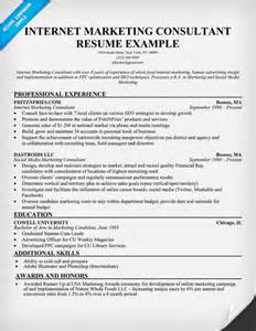 marketing consultant resume sle executive of marketing resume images frompo