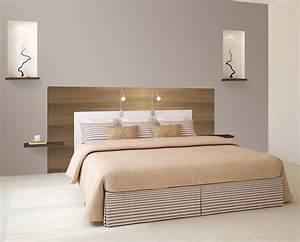 Tete De Lit Moderne : t te de lit vous pouvez faire votre choix parmi des dizaines de mod les diff rents ~ Teatrodelosmanantiales.com Idées de Décoration