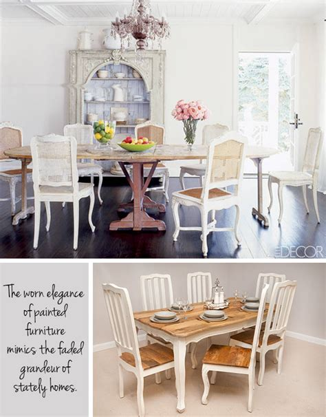 shabby chic dining room furniture uk the shabby chic style for home inspiration by