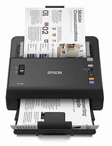 Epson workforce ds 860 color document scanner scanner reviews for Documents scanner review