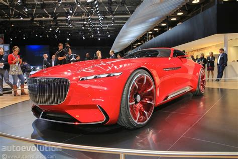 Nothing Can Prepare You For Seeing The Vision Mercedes