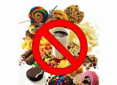 Unhealthy Foods Bad Health Healthy Were Cross