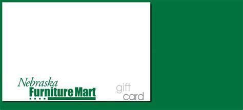 nebraska furniture mart egift cards  cashstar