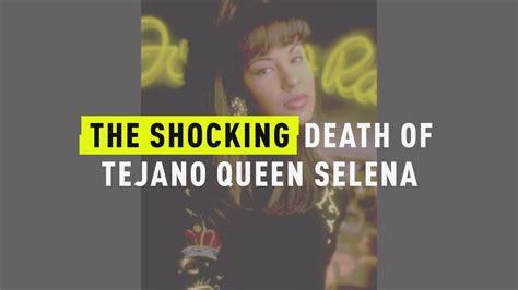 shocking death  tejano queen selena oxygen