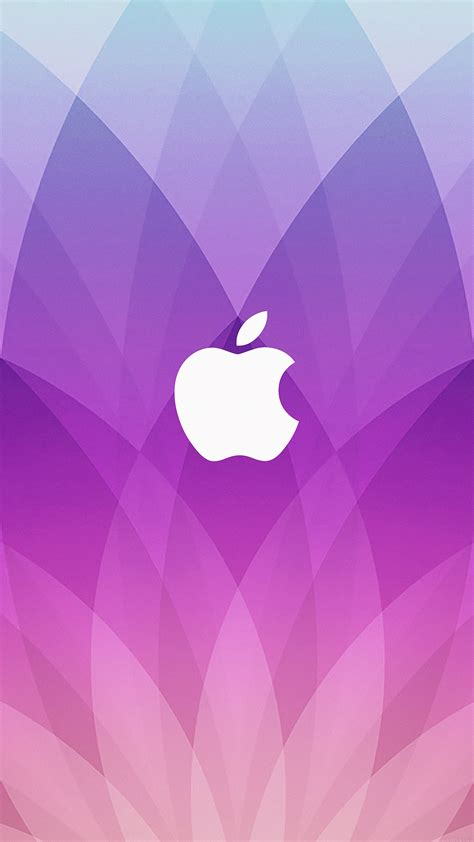 papersco iphone wallpaper vh apple event march  purple pattern art