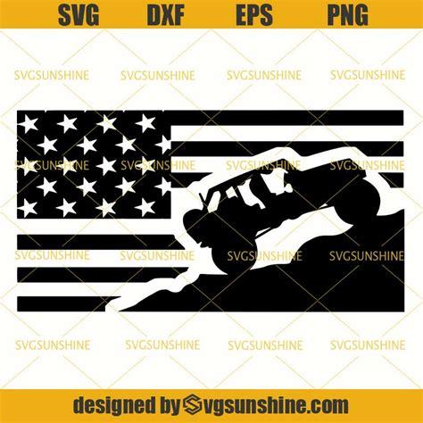 American Flag Jeep Svg – 255+ Popular SVG File