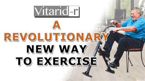 Vitarid-r Exercise Bike Fitness Bike
