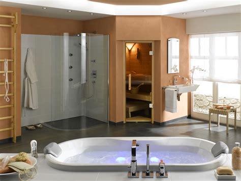 Badezimmer Modern Mit Sauna by Moderne Saunakabinen F 252 R Zu Hause Sch 214 Ner Wohnen