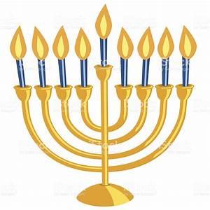 Clip Art Hanukkah Candle Holder – Cliparts