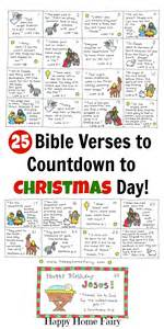 bible verse advent countdown for free printable happy home