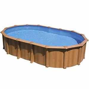 Liner Piscine Hors Sol Ovale : les 51 meilleures images du tableau piscines abris sur ~ Dode.kayakingforconservation.com Idées de Décoration