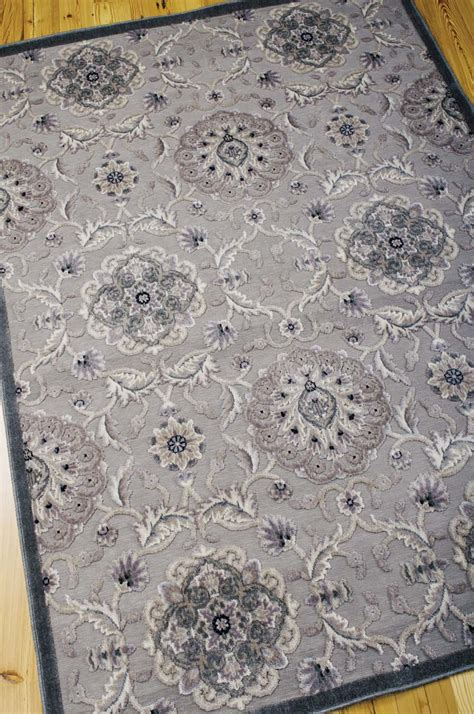 Graphic Rug - nourison graphic illusions gil12 grey rug