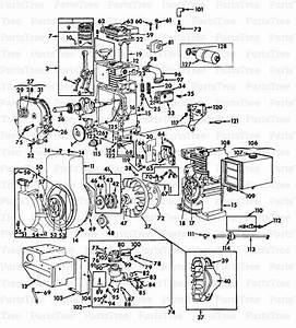 Briggs And Stratton Carburetor Diagrams 6 5 Engine 5 Hp