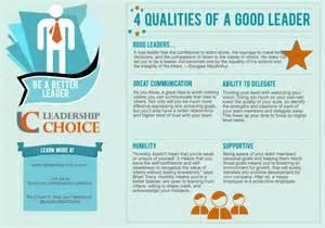 Leadership Qualities of a Good Leader