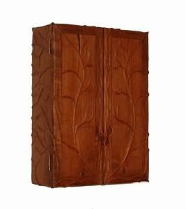 Custom Envane Wall Hung Jewelry Cabinet by Appalachian