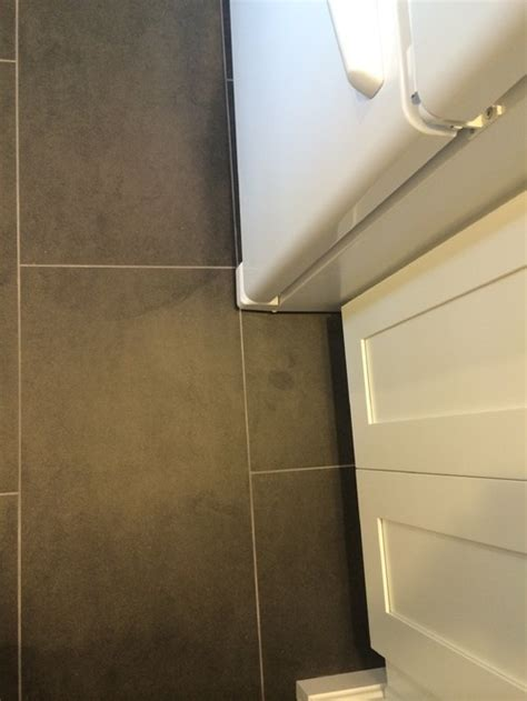 kitchen floor grout new floor tile streaks and spots upon install 1637