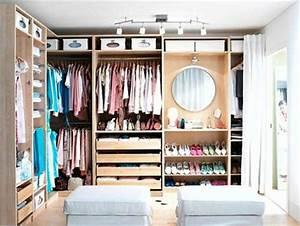 Begehbarer Kleiderschrank Ikea Pax : oak ikea begehbarer kleiderschrank wohnideen einrichten ~ Orissabook.com Haus und Dekorationen