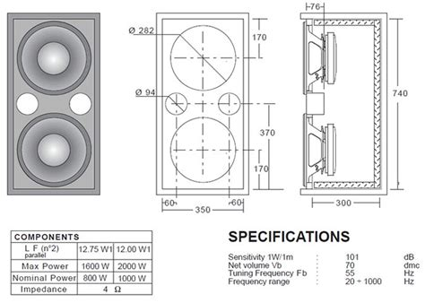 woodworking speaker cabinets plans   speaker
