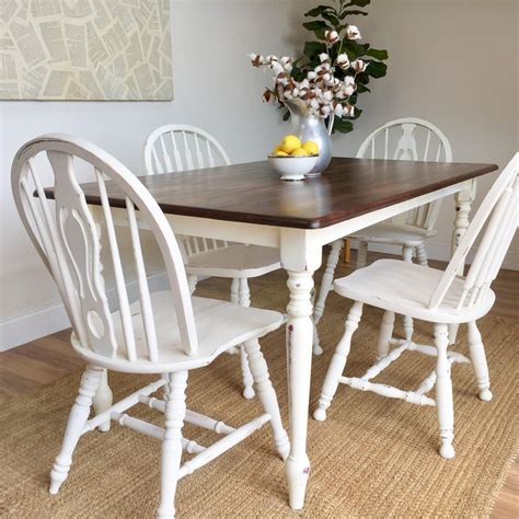 distressed wood kitchen tables how to make distressed wood dining table loccie better
