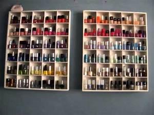 Nagellack Regal Ikea : nagellacksammlung nagellackregal ikea aufbewahrung nagellacke musica movil ~ Markanthonyermac.com Haus und Dekorationen