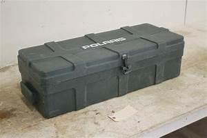 Polaris Atv Rack Mount Storage Box