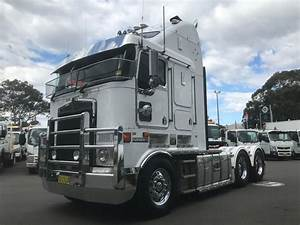 2010 Kenworth K108 K108 Truck Manual Primemover