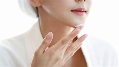Niacinamide Skin Care Redness Using Skincare Face