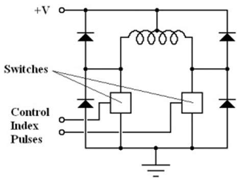 Stepper Motor Circuits Northwestern Mechatronics Wiki