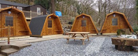 Garden Sink Uk by Camping Pods Tariff Red Dragon Holidays Wales