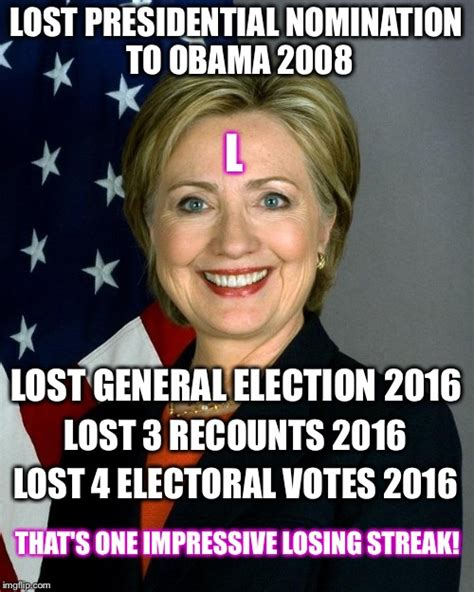 Hillary Lost Memes - you can only fool some of the people some of the time imgflip