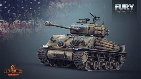 world of tanks wargaming m4 sherman m4 sherman fury wallpapers hd desktop and