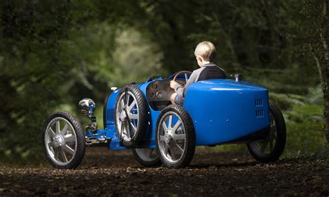 Bugatti cars are frightening expensive, starting at around $3. Bugatti Is Building a ,000 Car for Kids   Cool Material