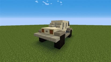 minecraft jeep wrangler jeeps minecraft project