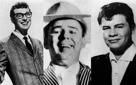 ritchie valens buddy holly   big bopper died