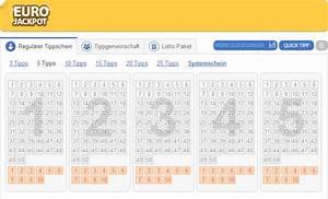 Lotto Kosten Berechnen : eurojackpot lottospielen online ~ Themetempest.com Abrechnung