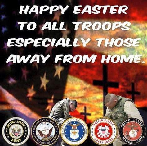 happy easter   troops pictures   images