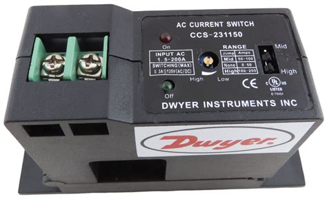 ccs dwyer instruments ccs current switch