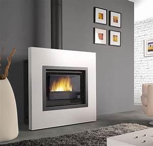 Cheminée Bois Design : gala 700 s turbo fonte ~ Premium-room.com Idées de Décoration