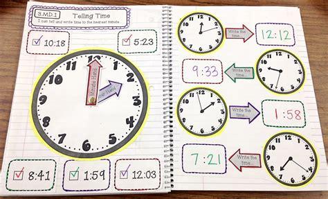3rd Grade Interactive Math Notebook  Final Edition!!!  Create Teach Share