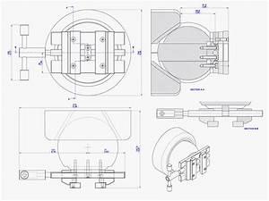 Engraving vice plan