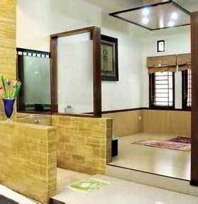 gambar mushola kecil  rumah interior rumah