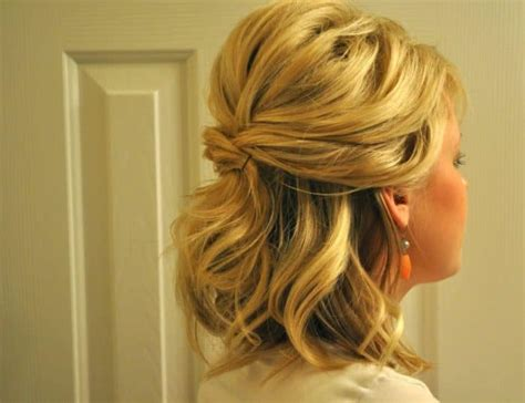 Half Up Half Formal Hairstyles For Hair by 15 Amazing And Beautiful Formal Hairstyles Pictures Sheideas