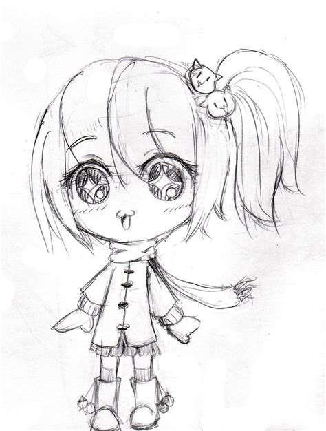 cute girl drawing  getdrawingscom   personal