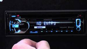 Kenwood Kdc-x597 - Out Of The Box