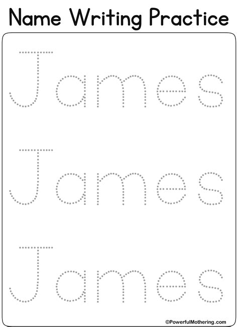 Wwwcreateprintablescom Customnamegetphp?text=james&font=1  Projects To Make Pinterest